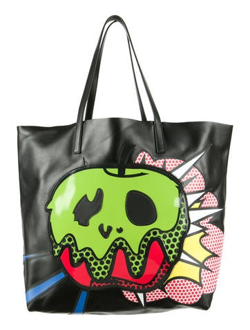 Red Valentino Poison Apple Tote w/ Tags