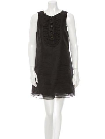 Robert Rodriguez Silk Dress