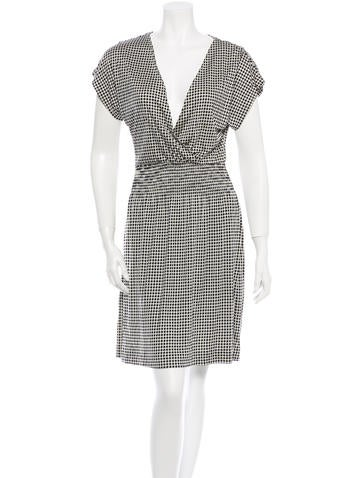 Tory Burch Polka Dot Dress