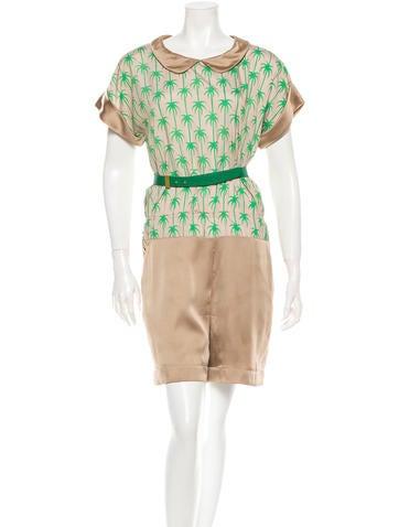Victoria door Victoria Beckham Silk Shirt