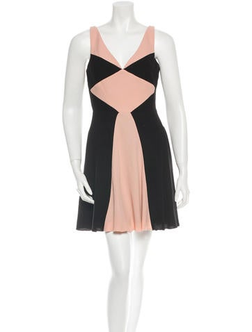 Alex Perry Sleeveless Dress w/ Tags
