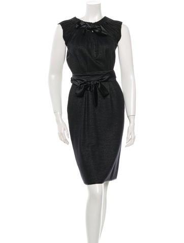 Yves Saint Laurent Cocktail Dress
