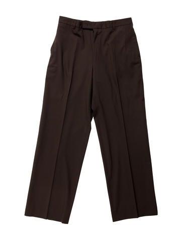 Yves Saint Laurent Wool Pants