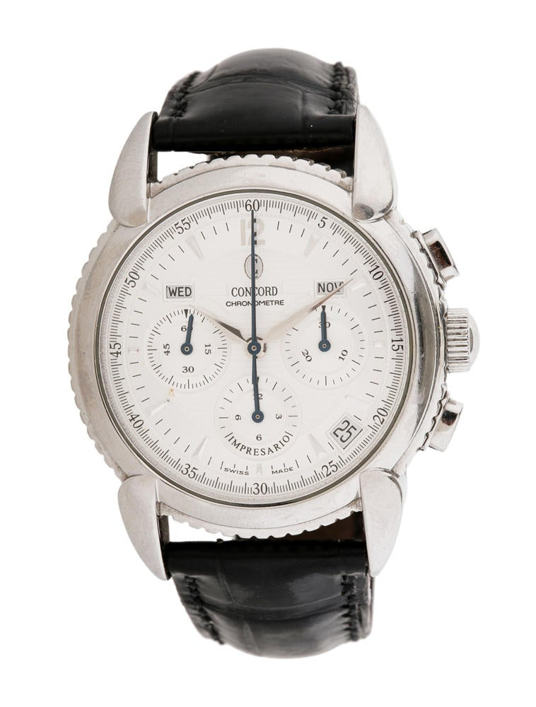 Concord Impresario Chronograph Automatic Watch - Fine Watches ...