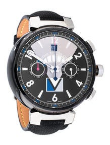 Louis Vuitton Cup Regatta Automatic Chronograph Watch