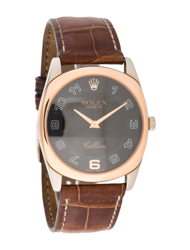 rolex cellini danaos mens
