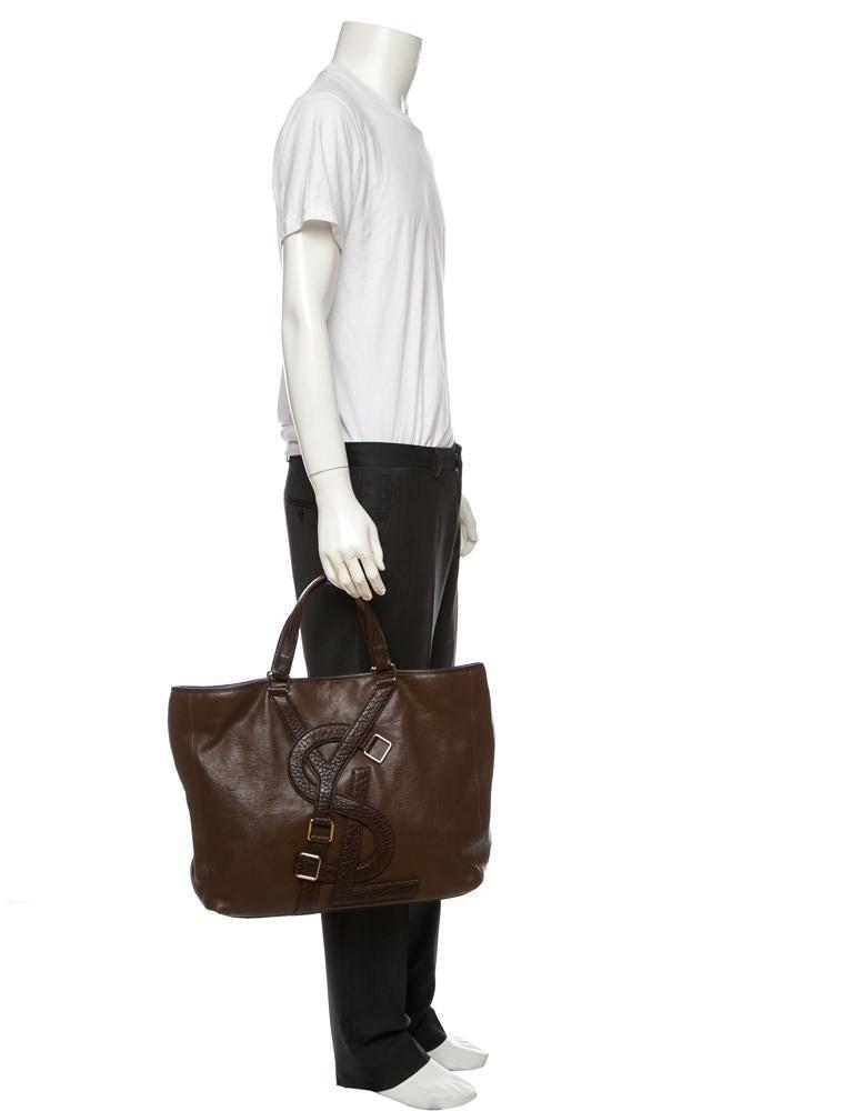 Yves Saint Laurent Vavin Tote - Handbags - 0YV20215 | The RealReal