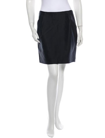 3.1 Phillip Lim Mini Skirt None