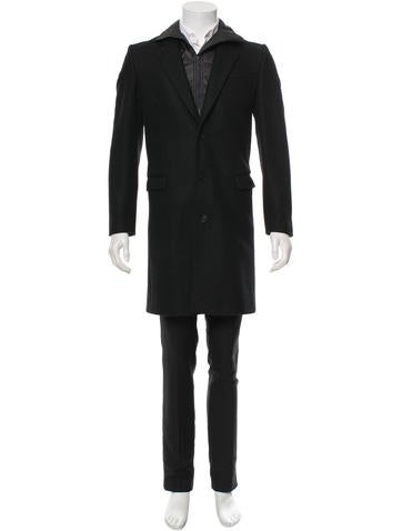 Acne Wool Car Coat