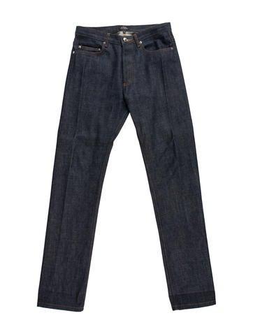 Acne Straight-Leg Jeans