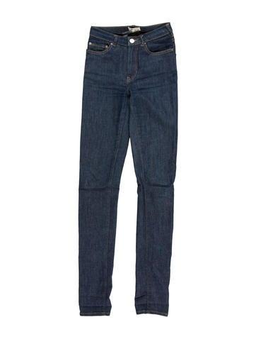 Acne Pin Skinny Jeans