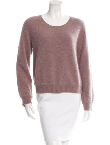 Acne Angora Sweater None