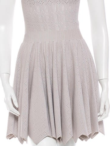 Alaïa Fit and Flare Dress w/ Tags
