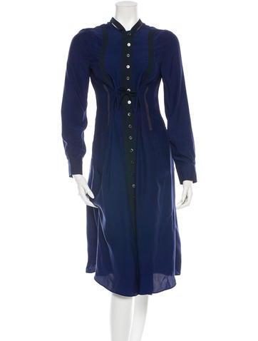 Silk Dress w/ Tags