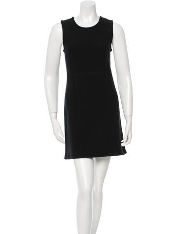 Alexander Wang Wool A-Line Dress