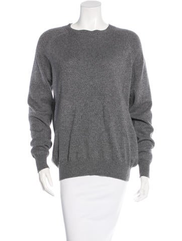 Alexander Wang Wool Rib Knit Sweater None