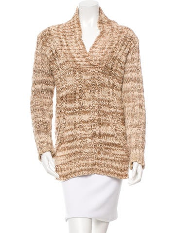 Anna Sui Chunky Knit Sweater None