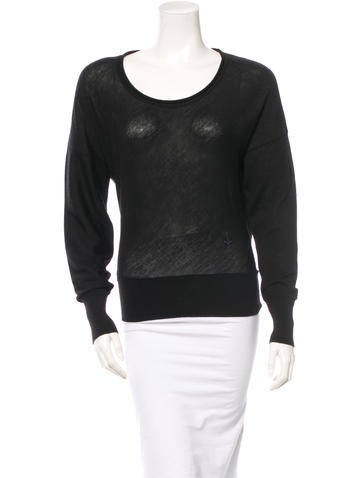 Balenciaga Wool Sweater None