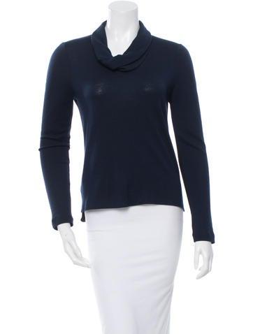 Balenciaga Wool Top None