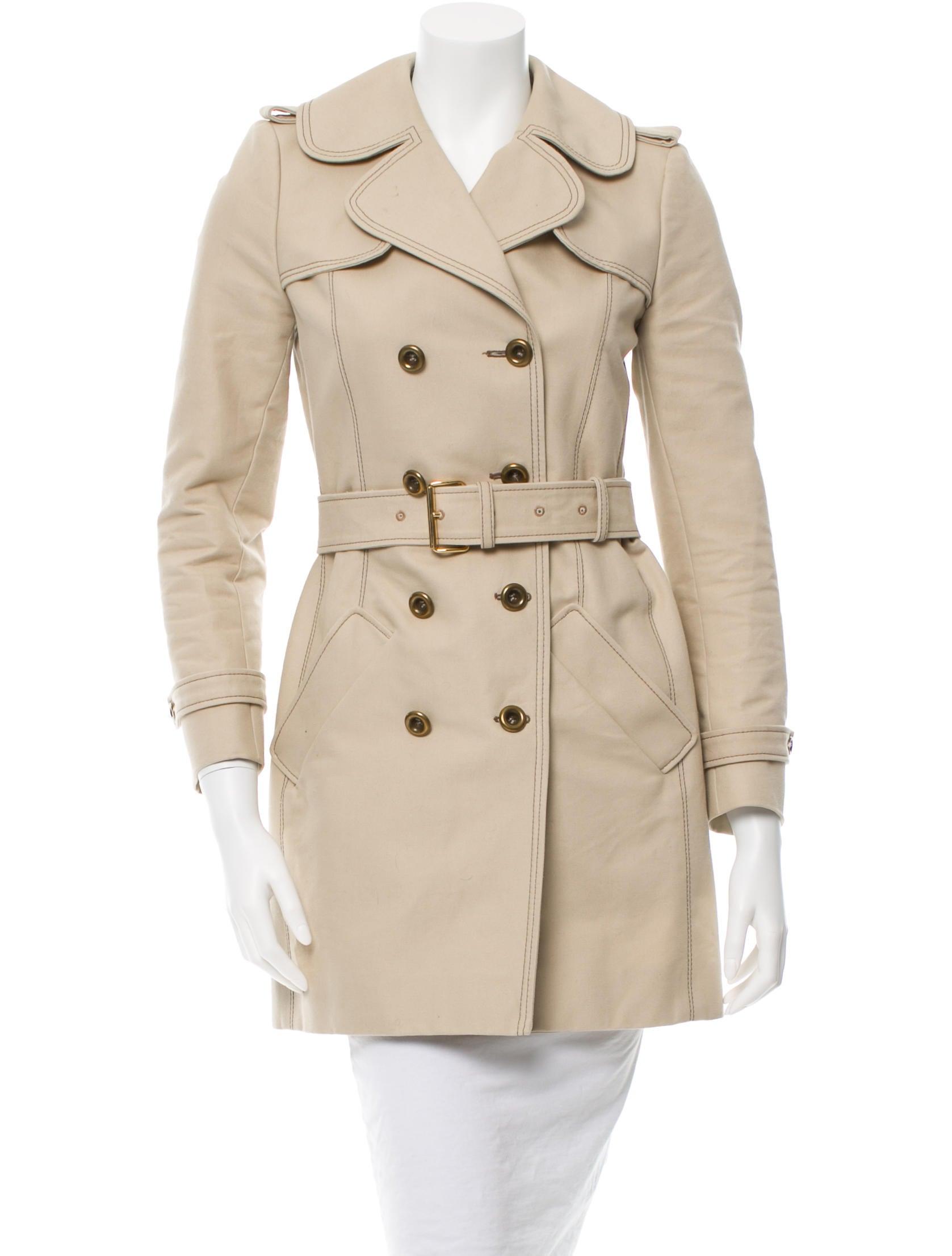 Balenciaga Classic Trench Coat - Coats