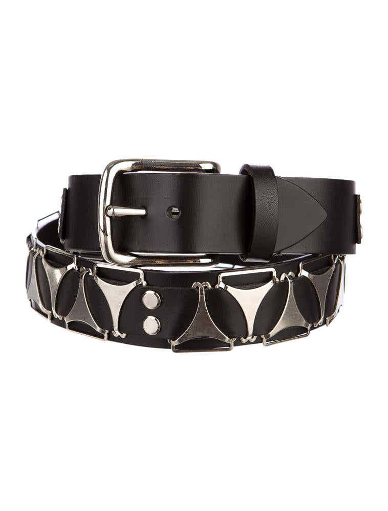 Balmain Embellished Belt