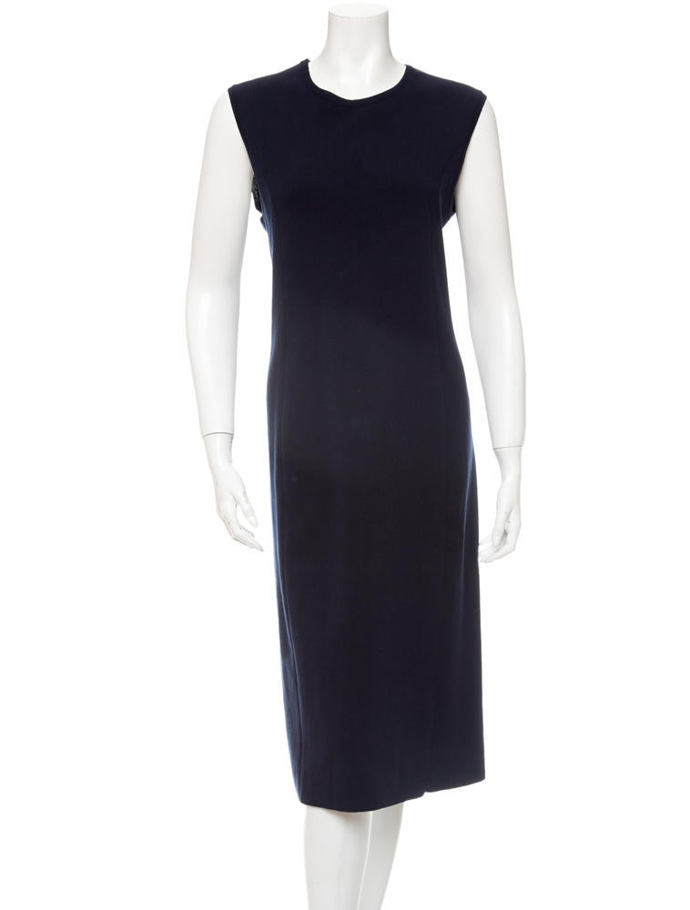 Black Fleece Dress