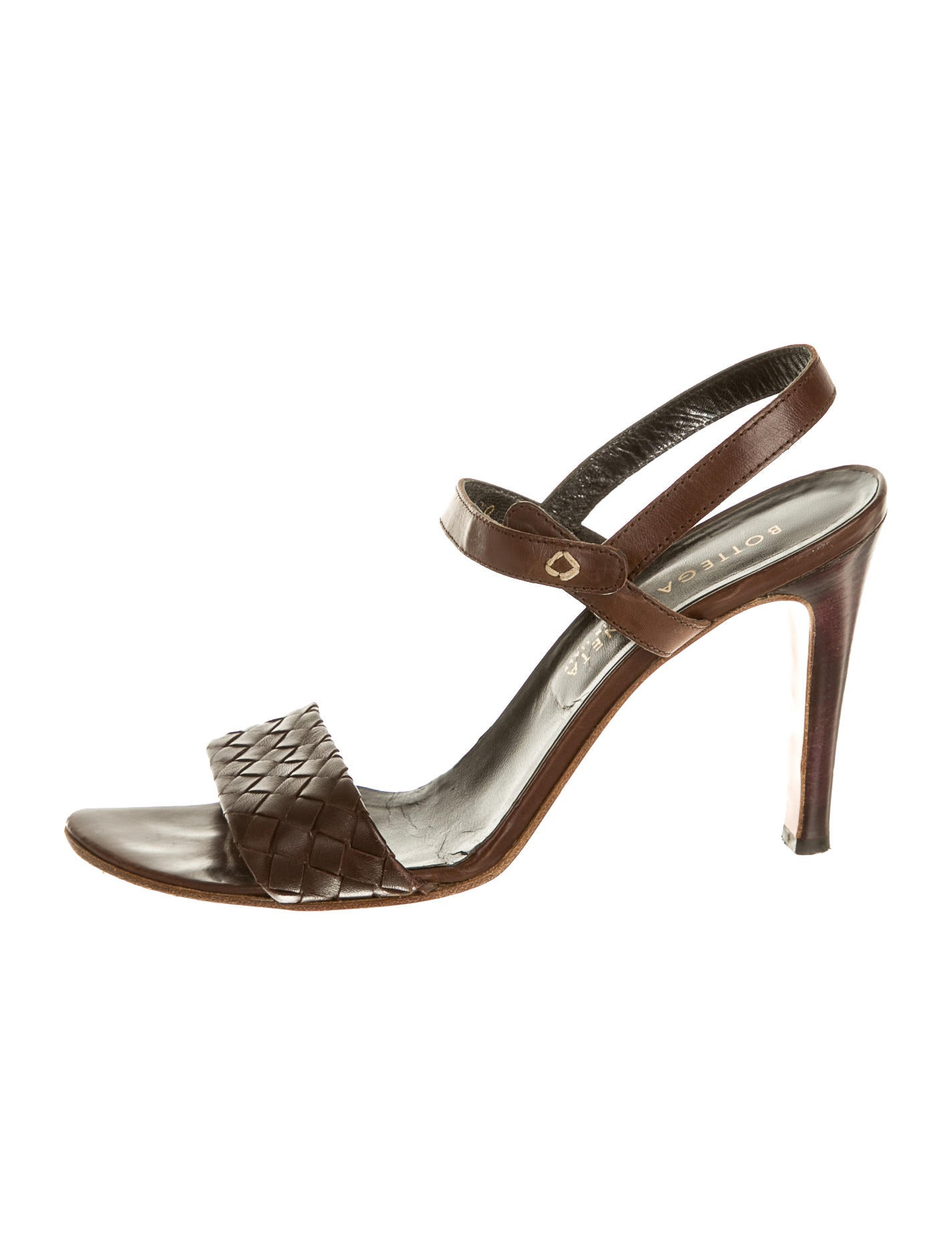 Brilliant Bottega Veneta Sandals