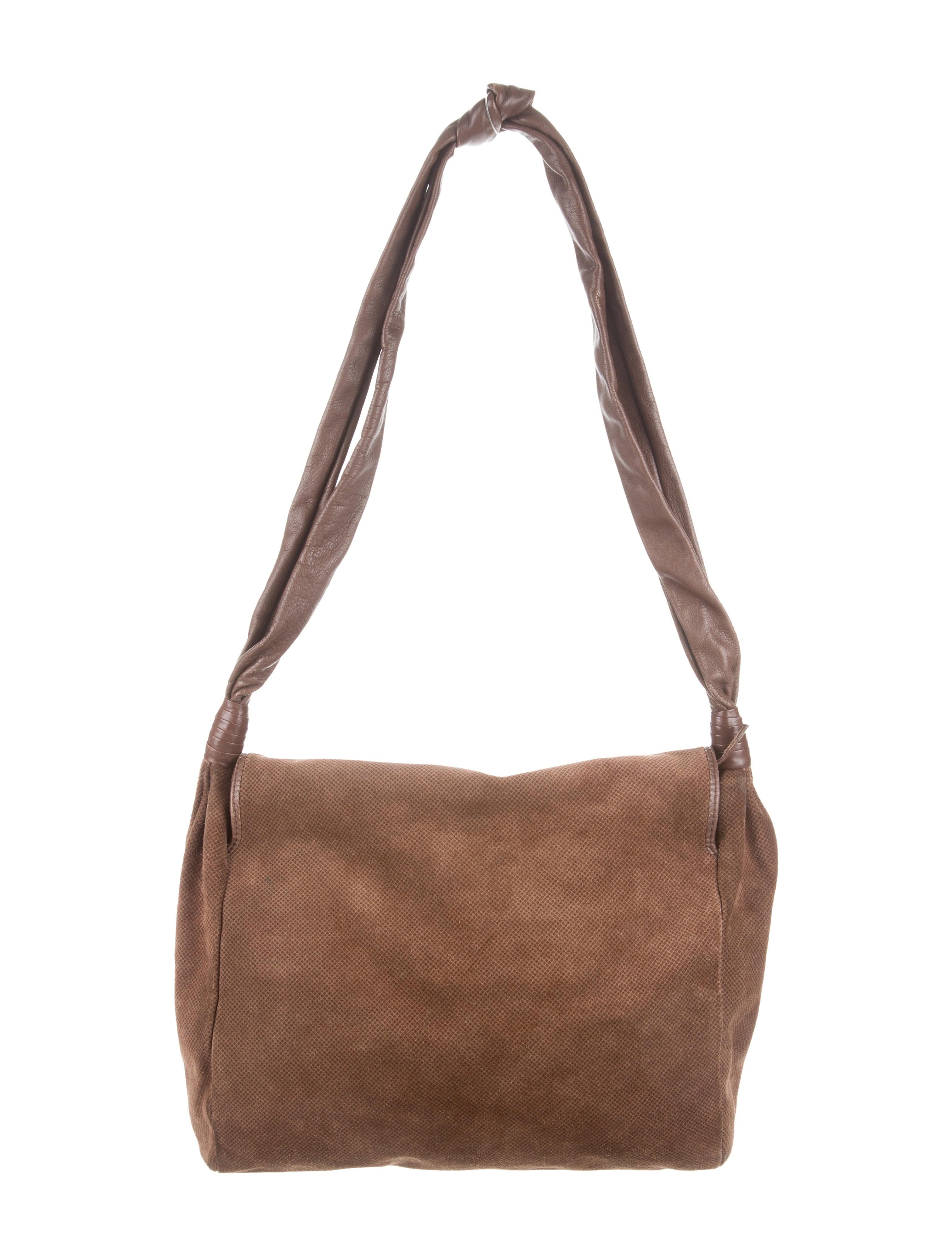 24db3b3681 MESSENGER BAG IN ATLANTIC INTRECCIATO NAPPA. Bottega Veneta Suede Messenger  Bag - Handbags - BOT29836