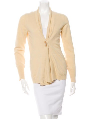 Brunello Cucinelli Knit Cashmere Cardigan None