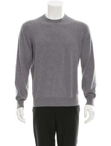 Brunello Cucinelli Cashmere Crew Neck Sweater None