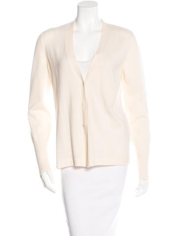 Brunello Cucinelli Cashmere V-Neck Cardigan None