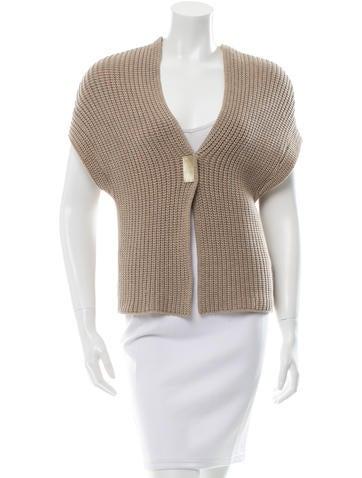 Brunello Cucinelli Rib Knit Sweater None