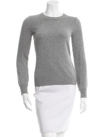 Burberry Prorsum Draped Cashmere Sweater None