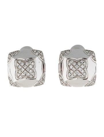 Bvlgari Pyramid Earrings