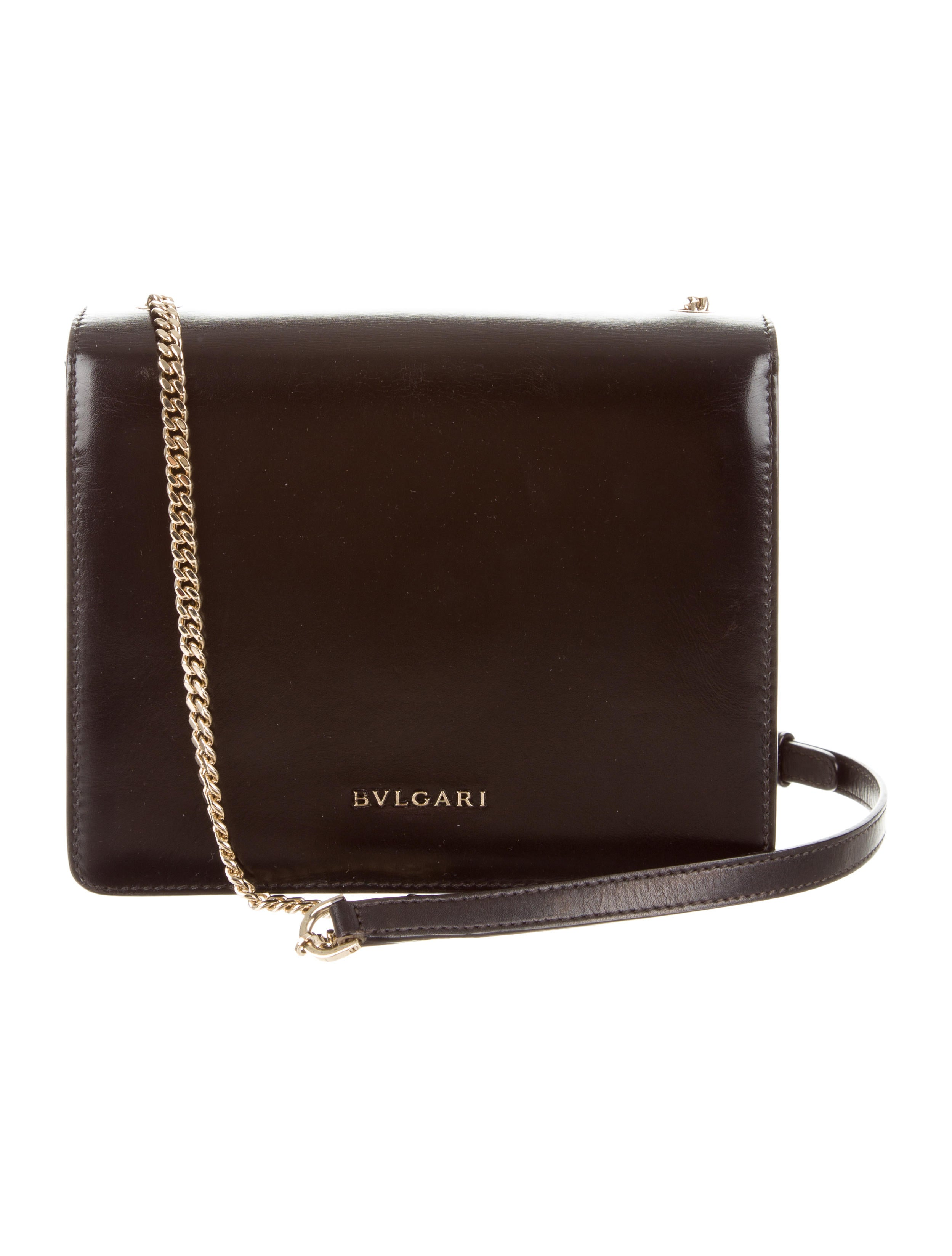 Bvlgari Logo-Embellished Crossbody Bag - Handbags - BUL22752 | The ...