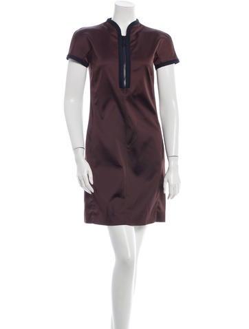 Burberry Zip Dress