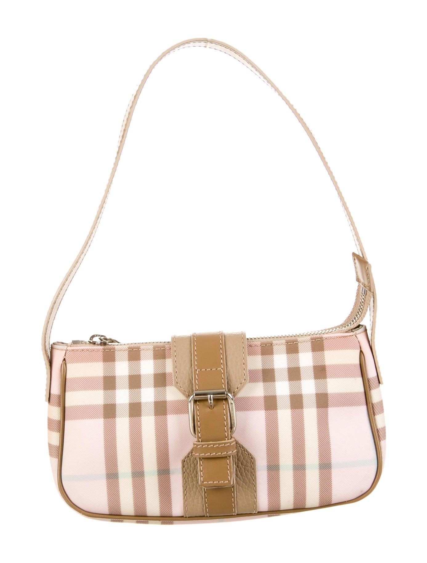 Burberry Shoulder Bag - Handbags - BUR34960 | The RealReal