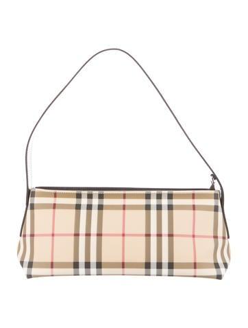 Burberry Nova Check Shoulder Bag None