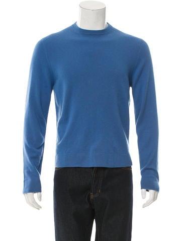 Burberry Cashmere Crew Neck Sweater None