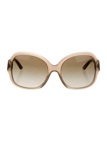 Burberry Nova Check Sunglasses None
