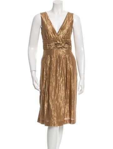 Cacharel Sleeveless Printed Dress None