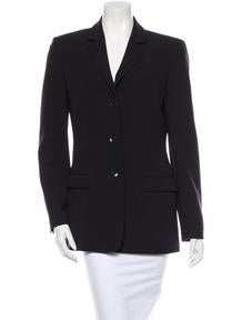 Calvin Klein Collection Wool Blazer