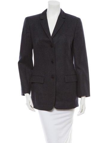 Calvin Klein Collection Wool Blazer