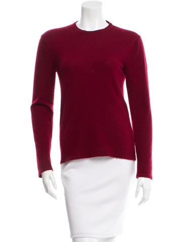 Calvin Klein Collection Knit Cashmere Sweater None