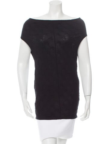 Carolina Herrera Wool Sleeveless Top None