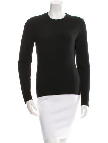 Carolina Herrera Cashmere Knit Top None