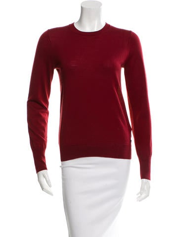 Coach Wool Colorblock Sweater None