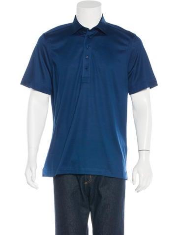 Cesare Attolini Jersey Knit Polo Clothing Cea20553