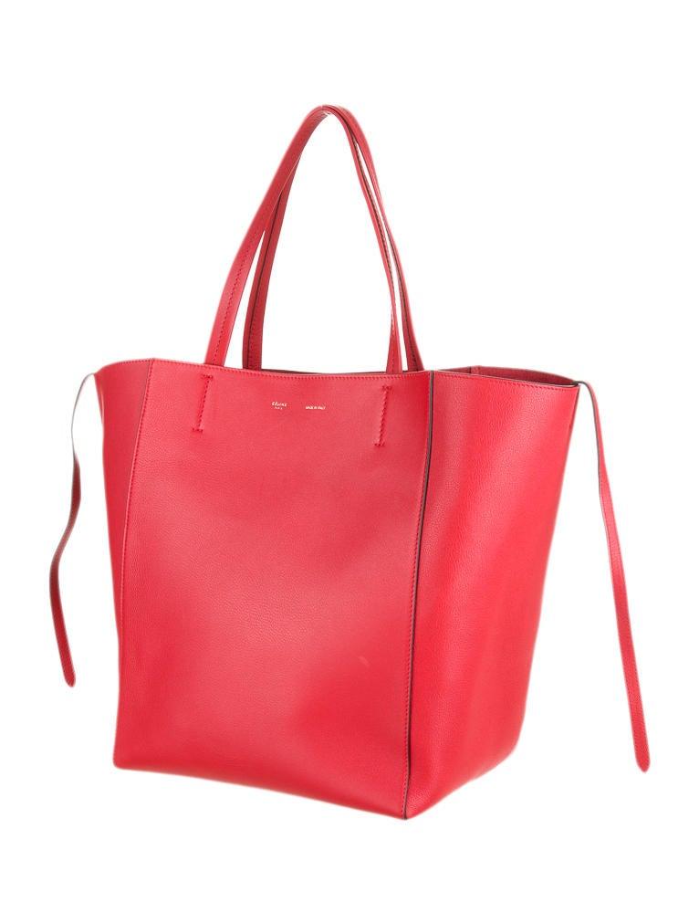 celine nano tote - C��line Phantom Cabas Tote w/ Tags - Handbags - CEL10312 | The RealReal