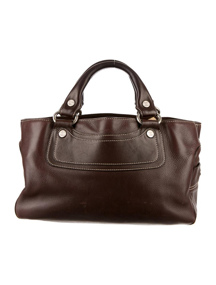 celine handbag buy online - C��line Boogie Bag - Handbags - CEL21039 | The RealReal